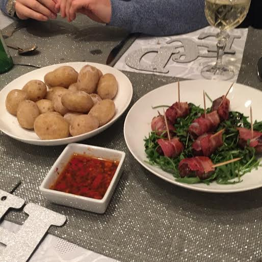 Mr And Mrs Paddle Questions: Come Dine With Me Menu Ideas