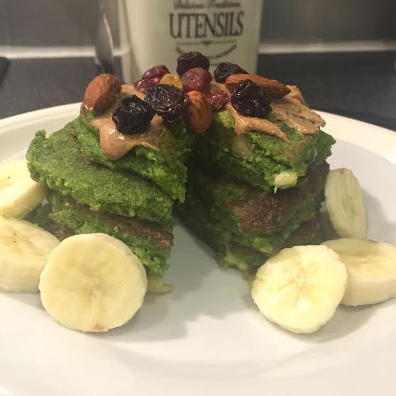 green pancaked 1