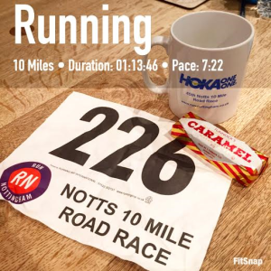 nottingham 10 mile race